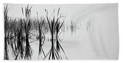 Reed Reflection Beach Sheet