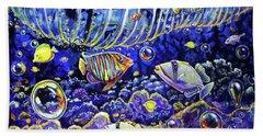 Reef Break Beach Sheet