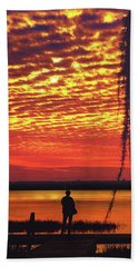 Reflection Revisited Beach Towel