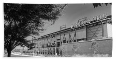 Regions Field Home Of The Barons Beach Towel