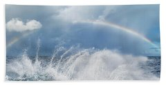 Resounding Joy Beach Towel