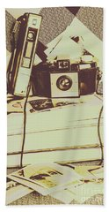 Revisited Beach Towel