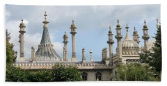 Brighton Royal Pavilion 2 Beach Sheet