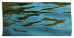 River Ripples Beach Sheet