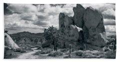 Rock Formation Beach Sheet