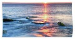 Rockport Pastel Sunset Ma. Beach Sheet