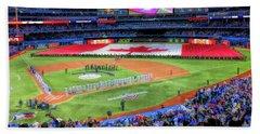 Rogers Centre Toronto Blue Jays Baseball Ballpark Stadium Beach Towel