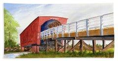 Roseman Bridge Beach Sheet