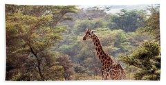 Rothschild Giraffe Beach Towels
