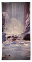 Royal Falls Beach Towel