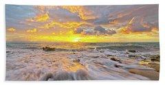 Rushing Surf Beach Sheet