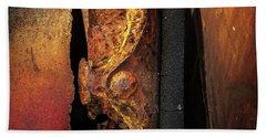 Rusty Colours Beach Towel