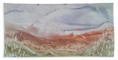 Sand Dunes  Beach Towel