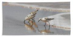 Sanderlings Beach Towel