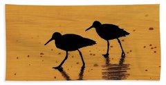 Sandpipers - At - Sunrise Beach Sheet