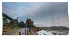 Scarborough South Bay Beach Towel