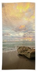 Sea And Sky Beach Towel