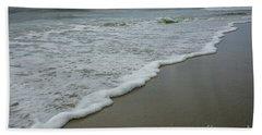Sea Foam Beach Towel