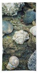 Sea Was My Home #1 Beach Sheet