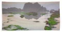 Seal Rock Beach Towel