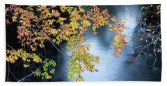 Seasons Of Change Beach Towel