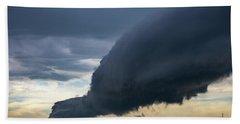 September Thunderstorms 003 Beach Towel