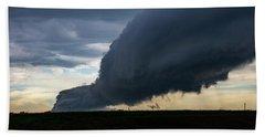 September Thunderstorms 003 Beach Sheet