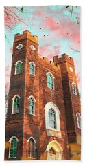 Severndroog Castle Beach Towel