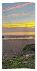 Shells On The Beach 2 Beach Sheet