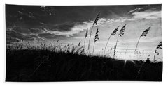 Silent Sentinels  Beach Towel