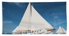 Skipjack Rosie Parks Beach Sheet