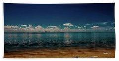 Sky Way Beach Towel