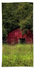 Small Barn 2 Beach Towel