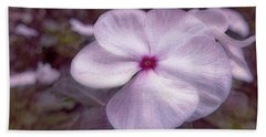 Small Flower Beach Towel
