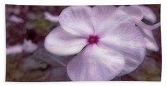 Small Flower Beach Sheet