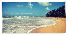 Solitude Beach Beach Towel