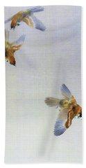 Sparrows - Digital Remastered Edition Beach Towel