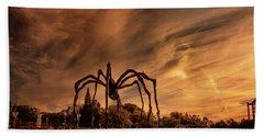 Spider Maman - Ottawa Beach Towel
