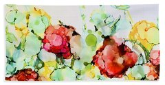 Spring To Summer Beach Towel