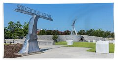 Springfield Village Park - Augusta Ga Beach Sheet