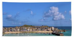 St Ives Cornwall - General View Beach Sheet