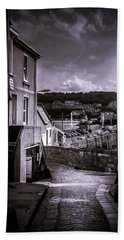 St Ives Street Beach Towel