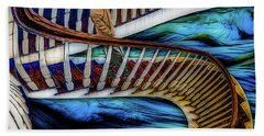 Stairway To Perdition Beach Towel