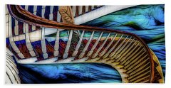 Stairway To Perdition Beach Sheet