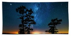 Star Gazers Beach Towel