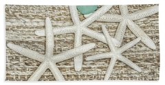 Starfish Love Beach Sheet