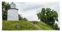 Stony Point Lighthouse Beach Sheet