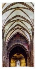 Strasbourg Cathedral - 2 Beach Towel