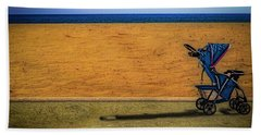 Stroller At The Beach Beach Sheet