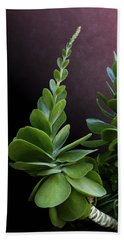 Succulent Spear Beach Towel
